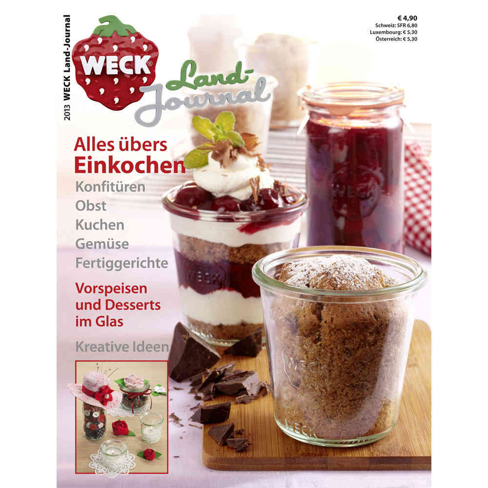 kuchen im weckglas backen österreichische